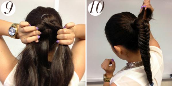 Hướng dẫn các kiểu tết tóc đẹp mà đơn giản - Hình 27