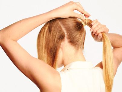 Hướng dẫn các kiểu tết tóc đẹp mà đơn giản - Hình 2