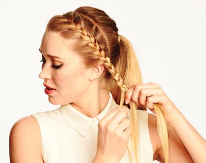Hướng dẫn các kiểu tết tóc đẹp mà đơn giản - Hình 5