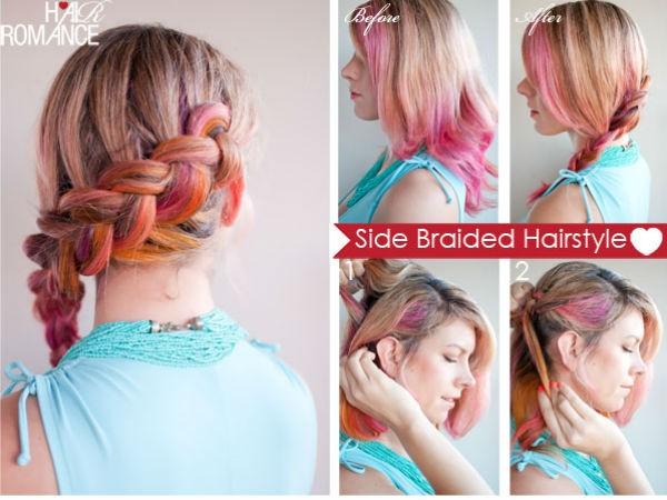 Hướng dẫn các kiểu tết tóc đẹp mà đơn giản - Hình 13
