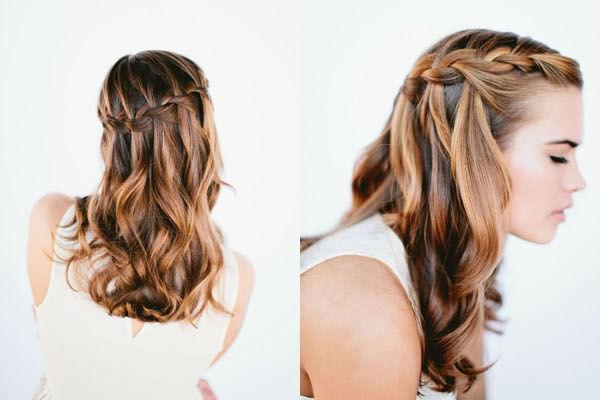 Hướng dẫn các kiểu tết tóc đẹp mà đơn giản - Hình 12