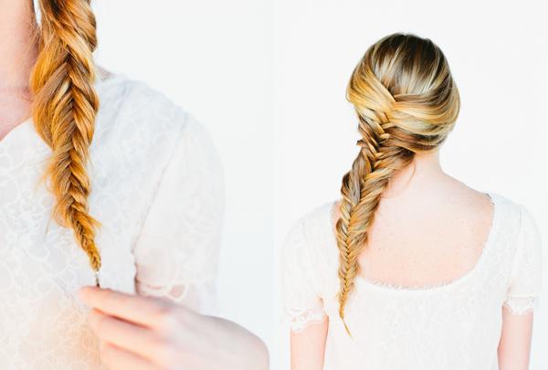 Hướng dẫn các kiểu tết tóc đẹp mà đơn giản - Hình 22