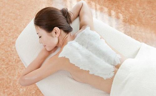 Tắm trắng siêu tiết kiệm đón Tết - Hình 1