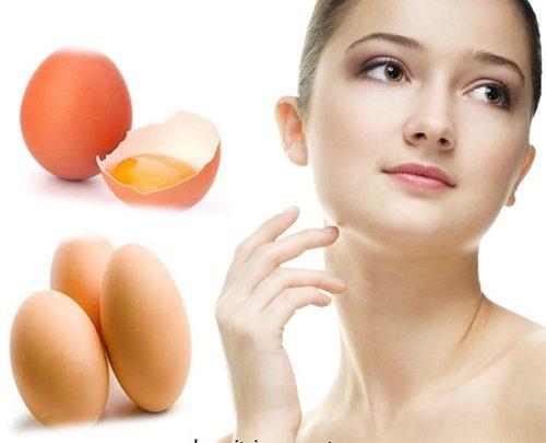 3 công thức chăm sóc làn da mịn với lòng đỏ trứng gà - Hình 1