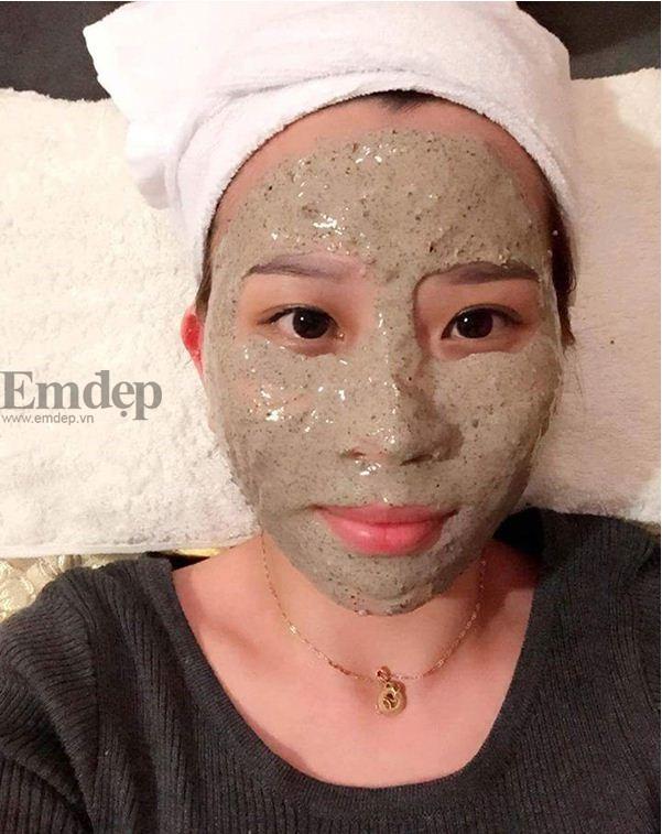 Học cách chăm sóc da mụn cực hiệu quả của cô dâu Hàn
