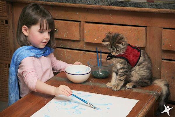 Những tình bạn có thật giữa con người và động vật khiến ai cũng cảm động - Hình 6