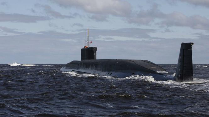 Đô đốc Mỹ: đội tàu ngầm Nga phát triển chưa từng thấy - Hình 1
