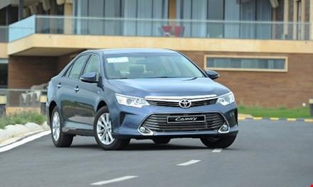 Triệu hồi 2.410 xe Toyota Camry tại Việt Nam - Hình 1