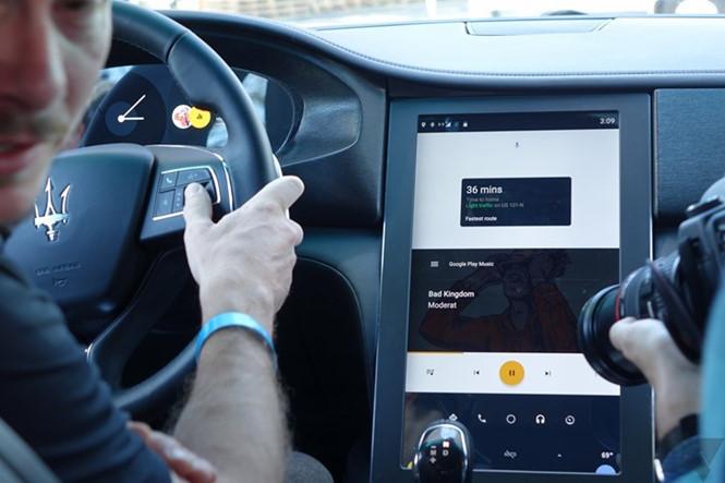 Qualcomm và Google hợp tác đưa Android vào xe hơi - Thế giới số