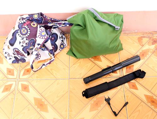 Đôi tình nhân gây ra hàng chục vụ cướp ở vùng quê - Hình 2
