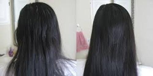 2 tuần với 1 nguyên liệu duy nhất, mái tóc mỏng trở nên dày mượt đến ngỡ ngàng - Hình 3