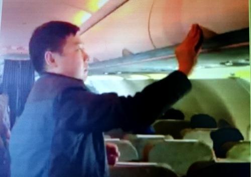 Hành khách Trung Quốc móc túi trên máy bay Vietnam Airlines - Hình 1