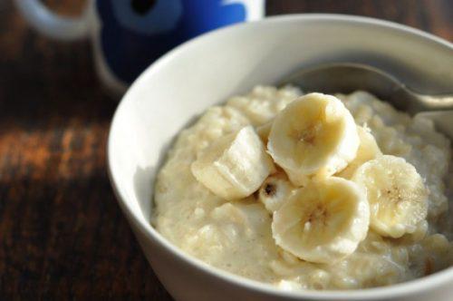 Ăn 1 bát cháo chuối vào buổi sáng, giảm mỡ bụng mà không cần hút mỡ - Hình 3