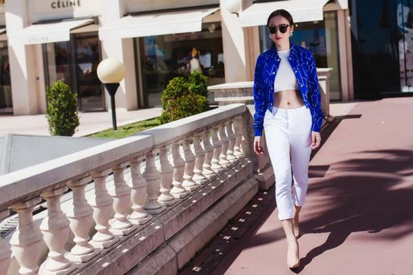 Angela Phương Trinh ấn tượng như fashionista - Hình 11