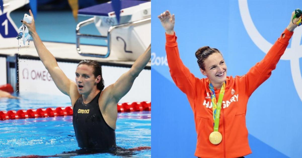 """""""Bà đầm thép"""" xinh đẹp gây sốt ở Olympic Rio"""