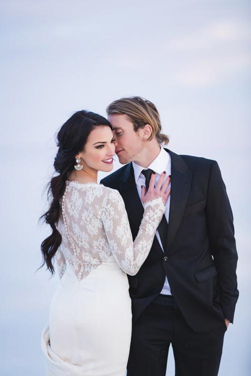 5 xu hướng tóc cô dâu nổi bật mùa cưới 2016 - Hình 2