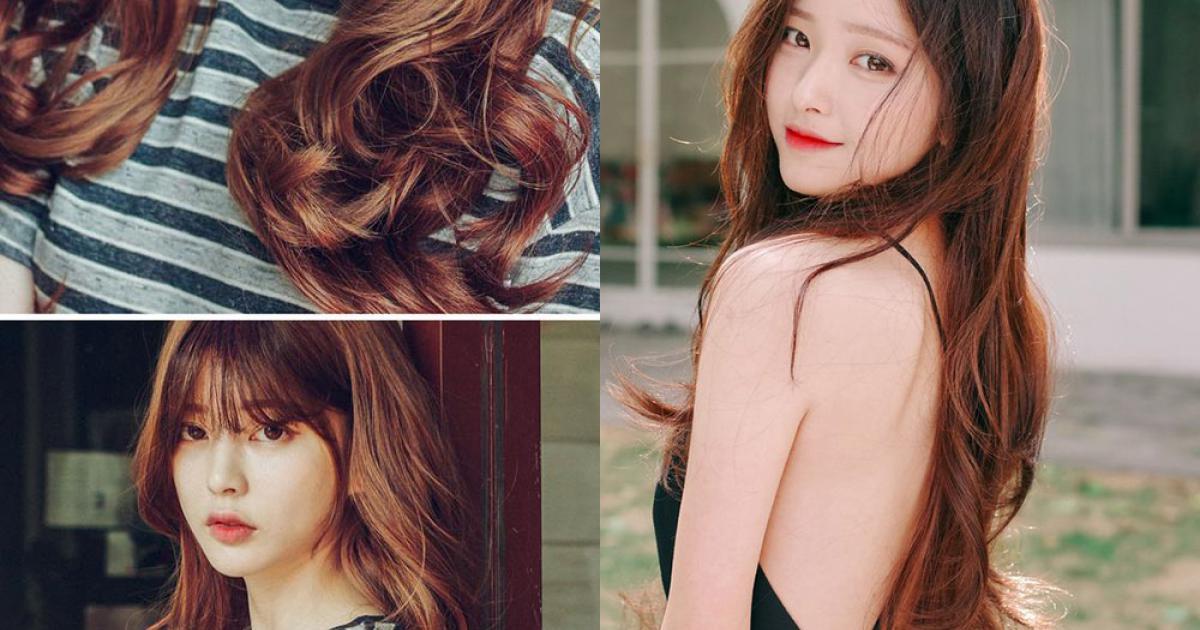 Điểm danh những kiểu tóc xoăn không thể bỏ lỡ trong mùa thu này