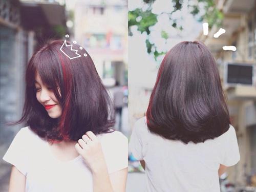 6 kiểu tóc hô biến mặt tròn thành V-line chỉ trong tích tắc - Hình 4