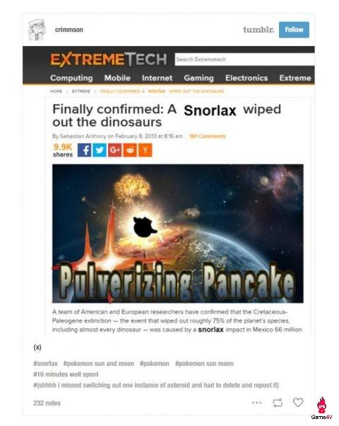Sau 20 năm ngủ li bì, Snorlax sẽ tỉnh giấc trong phiên bản Pokemon mới nhất - Hình 11
