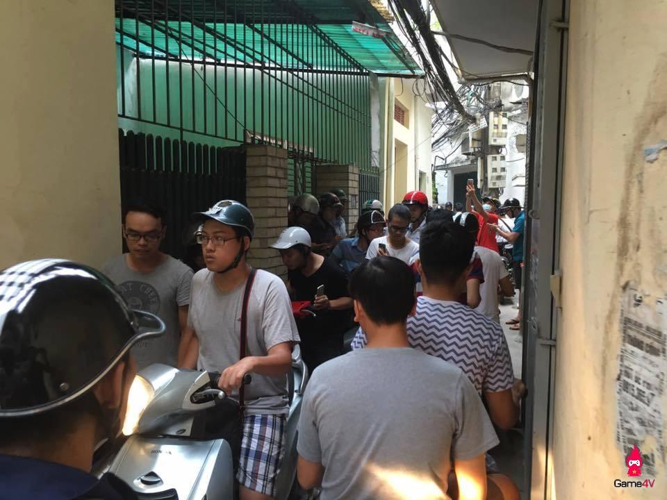 Snorlax xuất hiện ở Hà Nội, game thủ nháo nhào đi bắt chật kín một ngõ nhỏ - Hình 4