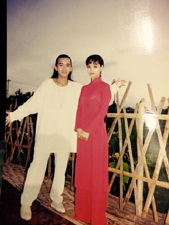 Hình ảnh quá khứ đáng nhớ của Minh Thuận và Mai Thu Huyền - Hình 2