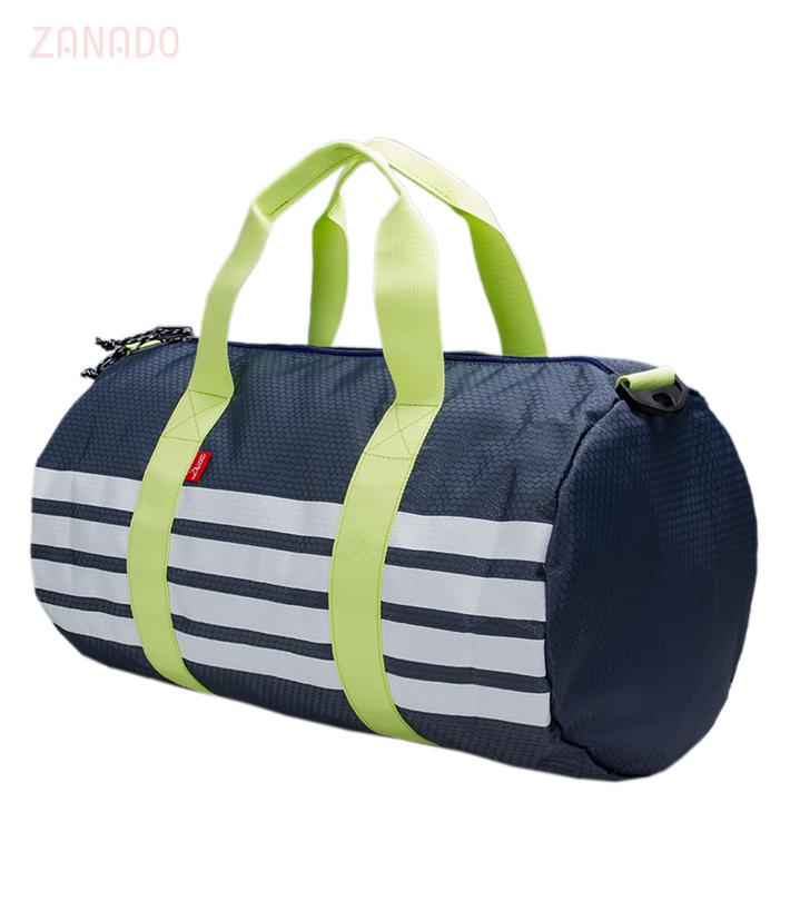 Túi xách thể thao Dutti phối sọc thời trang SID56055 - Hình 10