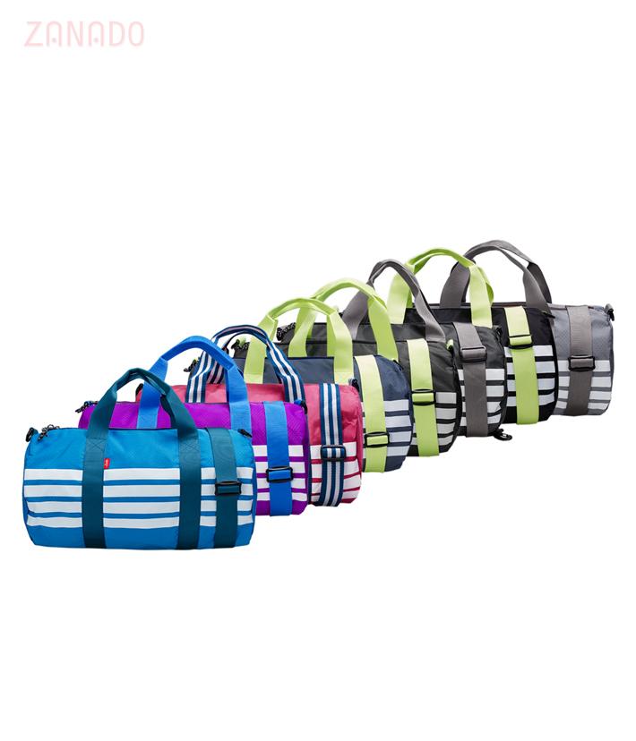 Túi xách thể thao Dutti phối sọc thời trang SID56055 - Hình 1