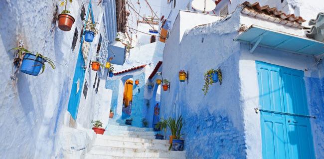 Lộ diện 15 thành phố đẹp nhất hành tinh
