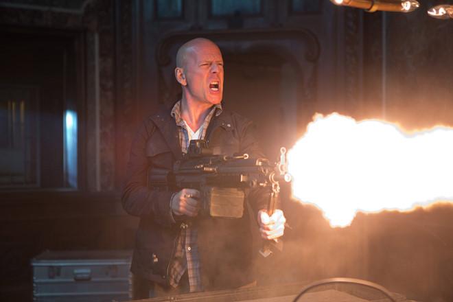Bruce Willis sẽ đóng tiếp 'Die Hard 6'