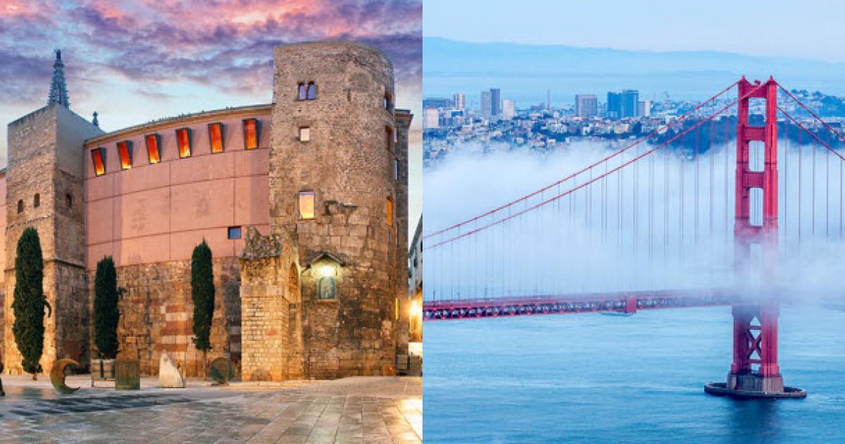 """""""Lộ diện"""" 15 thành phố đẹp nhất hành tinh"""