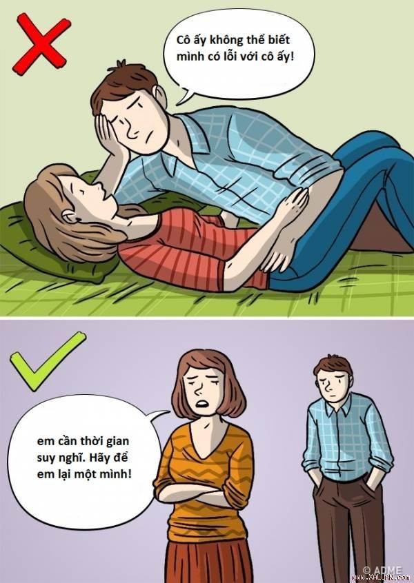 5 lý do hàng đầu dẫn đến đổ vỡ trong hôn nhân