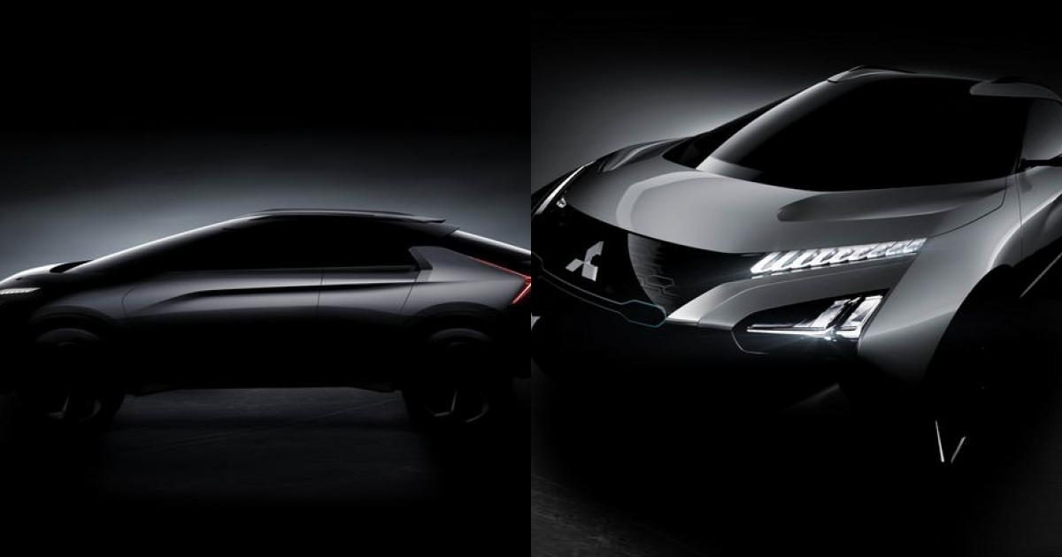 Mitsubishi e-Evolution: Tái sinh Lancer Evo dưới dạng SUV