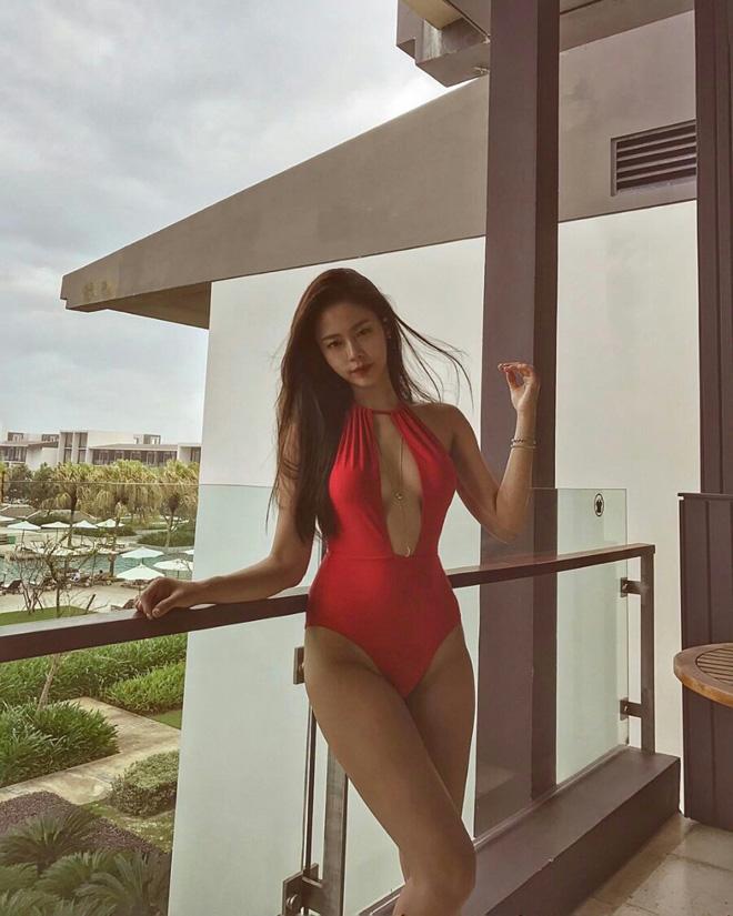 Người đẹp mới nổi được mệnh danh nữ thần trên mạng xã hội
