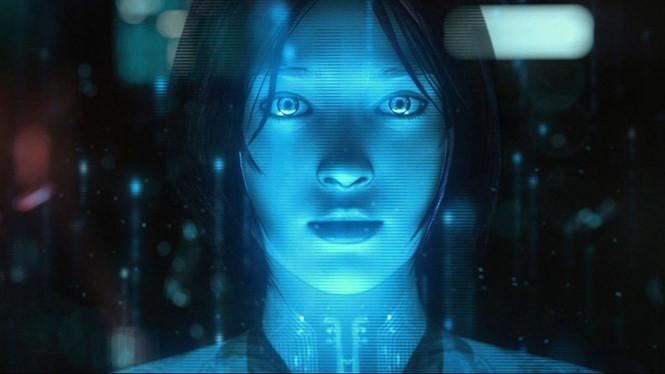 Cortana hướng dẫn cách tương tác Windows
