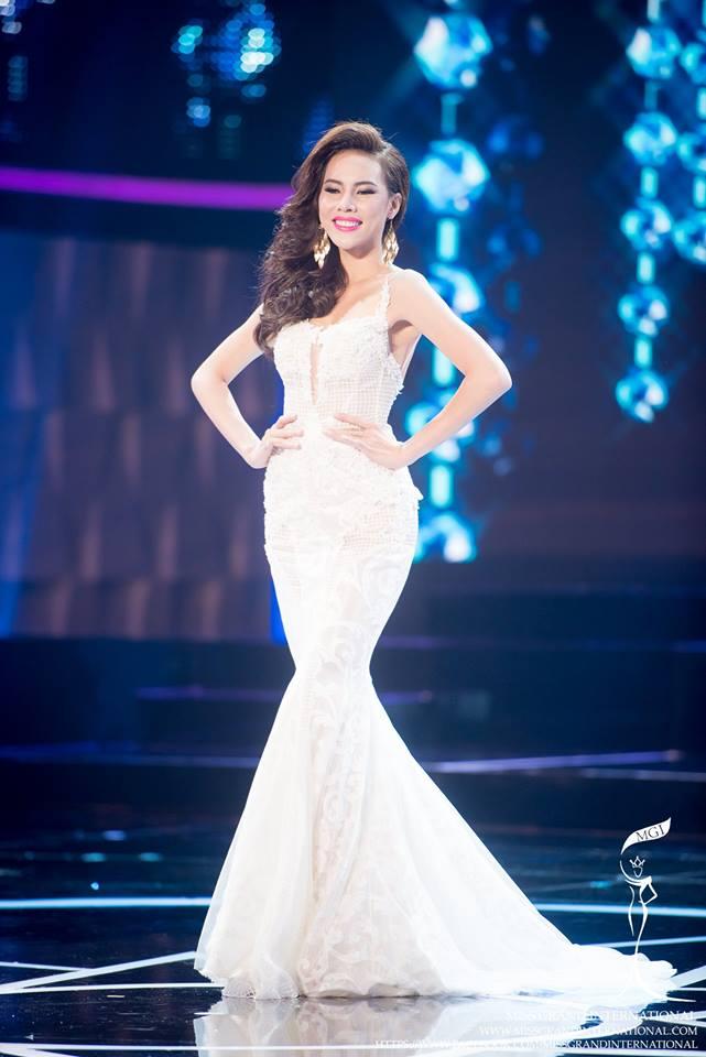 Điểm danh loạt nhan sắc Việt từng tham gia đấu trường Miss Grand International