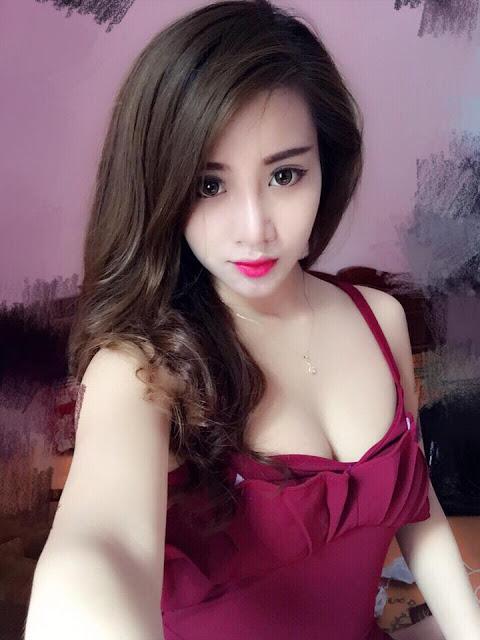 Hot girl Hà Thủy Anh đẹp ngất ngây