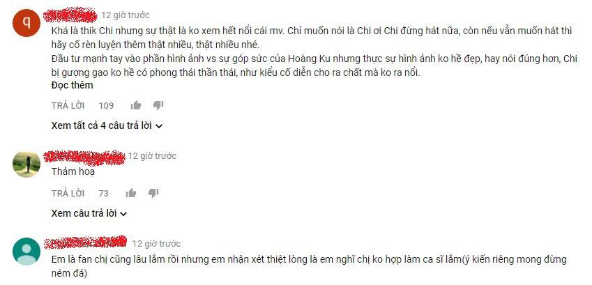 Hương Tràm lên tiếng sau status bị nghi đá đểu Chi Pu mang nghề hát kiếm tiền