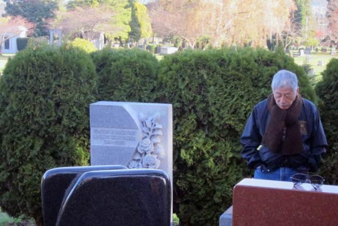 Người canh mộ cho Lý Tiểu Long và mối ân tình sâu nặng