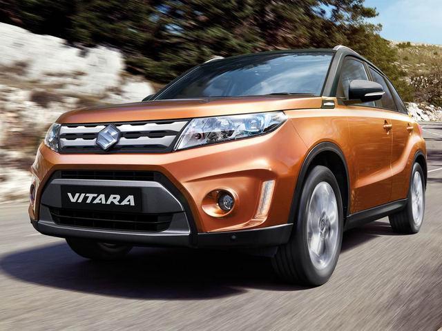 Suzuki Vitara ở Việt Nam giảm giá 60 triệu chống ế