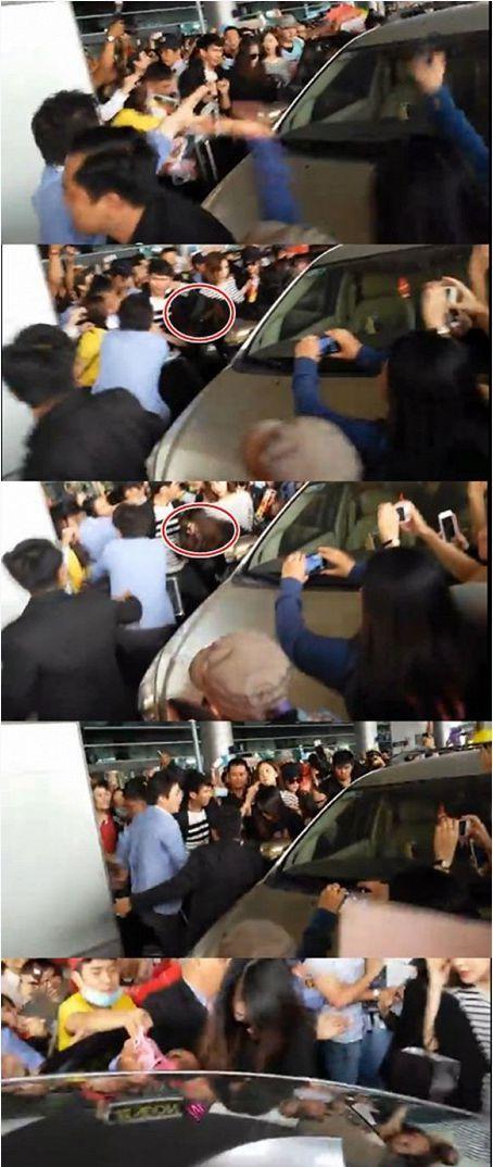 Truyền thông Hàn nhiều lần gọi fan Việt là xác sống khi túm tóc, giật tay EXO, TWICE, T-ara