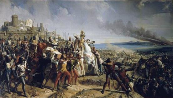 Vị vua mắc bệnh hủi đánh trận kiệt xuất khiến kẻ thù khiếp nhược