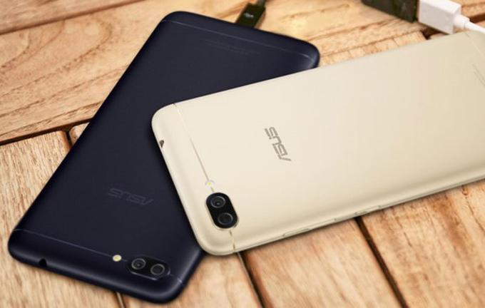 5 smartphone camera kép, giá thấp vừa trình làng
