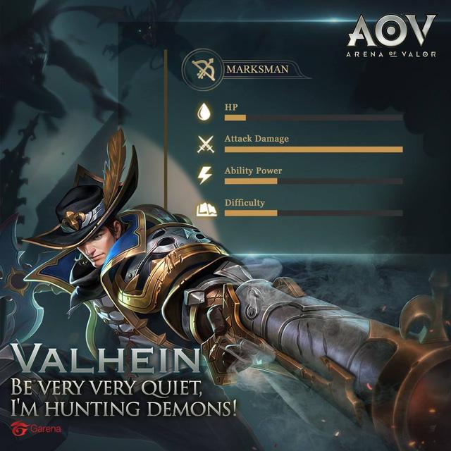 Arena of Valor - Phiên bản quốc tế của Liên Quân Mobile ra mắt tại ĐNÁ