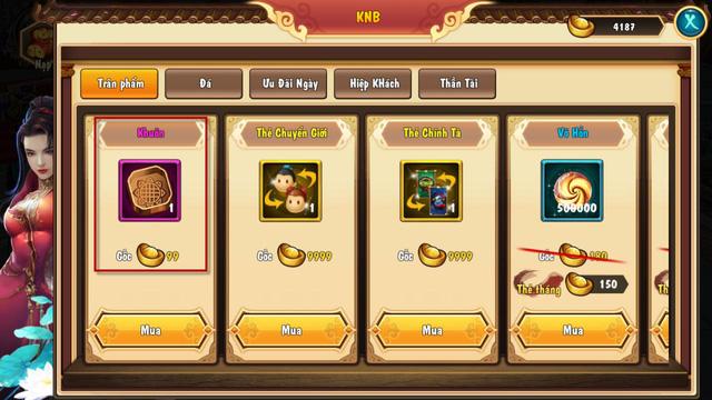 Không cả nể Vip, Kim Dung Quần Hiệp 2.0 mạnh tay khóa hơn 100 tài khoản trục lợi bug game