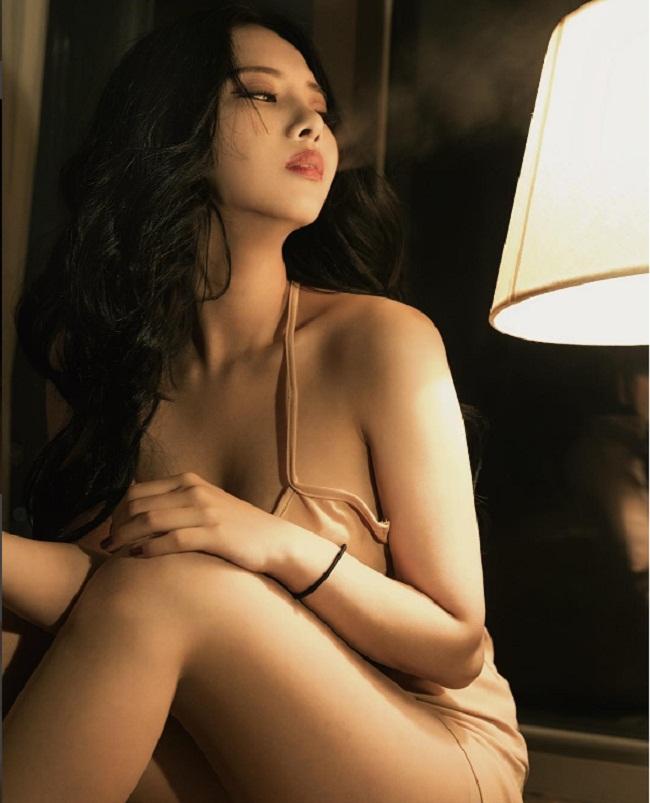 Ngắm 3 cô gái xinh đẹp và sexy nhất Hàn Quốc