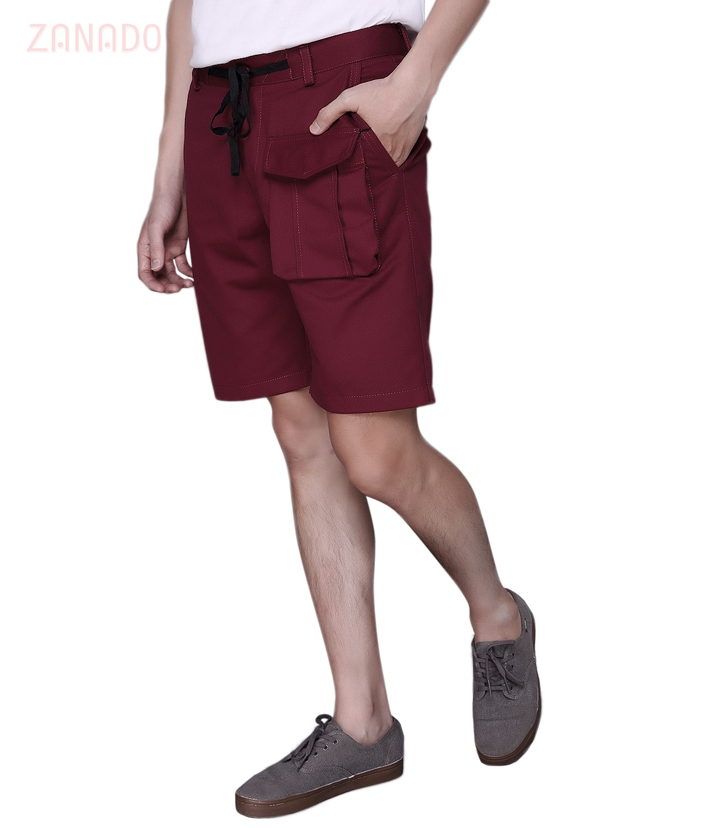 Quần short nam S.o.Z phối túi thời trang SID29278