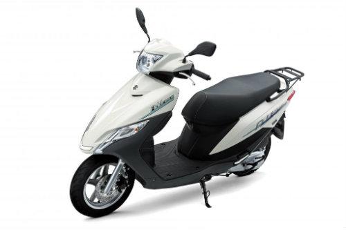 Suzuki Address V125 S mới nhất lên kệ, giá 45 triệu đồng