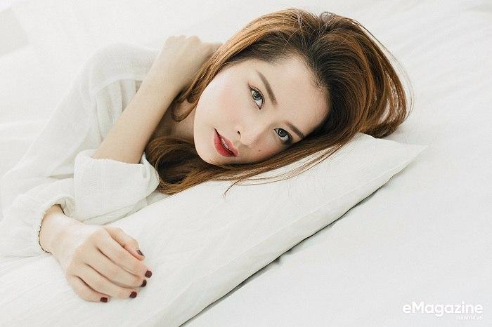 Top 10 cô gái xinh đẹp nhất Việt Nam xinh như thiên thần - Hình 13