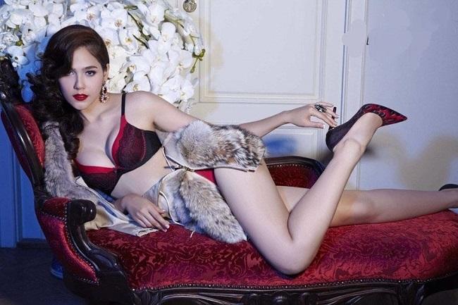 Ngắm 3 siêu mẫu nội y hot nhất Thái Lan