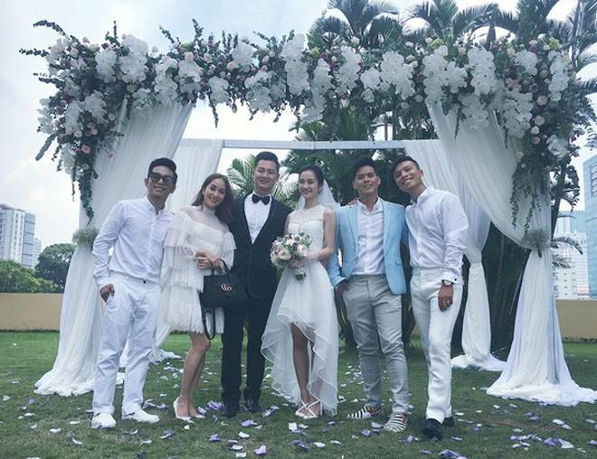Sự thật thông tin đám cưới bí mật của Đức Tuấn có tình cũ Khánh Thi và chồng tham dự